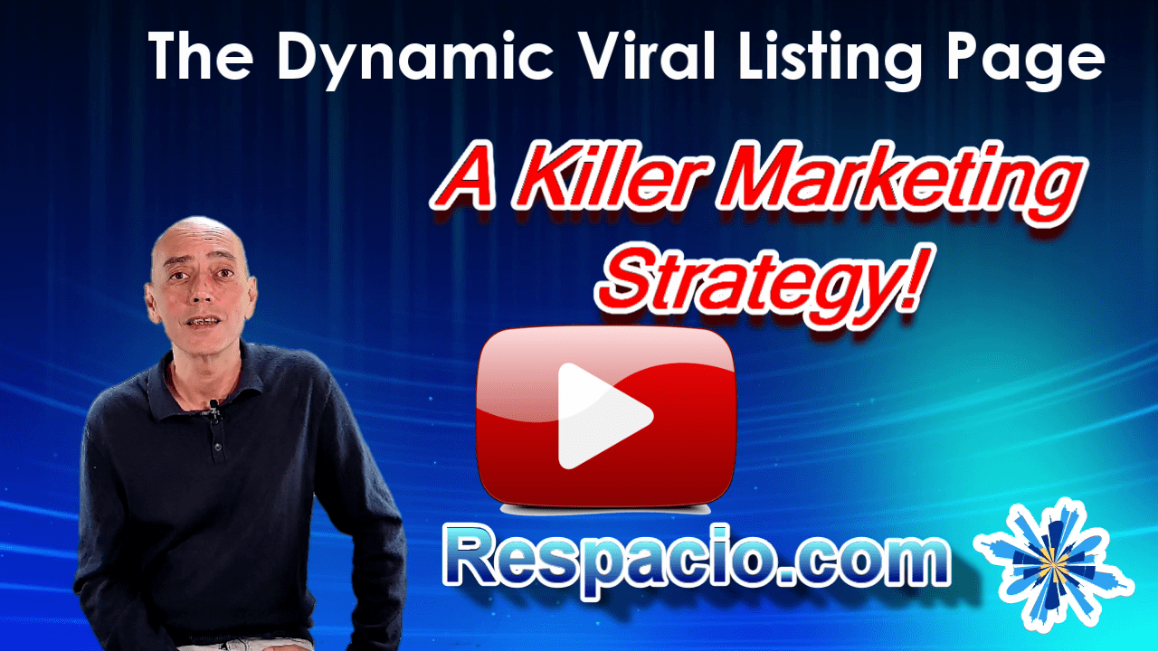 Dynamic Viral Listing Page
